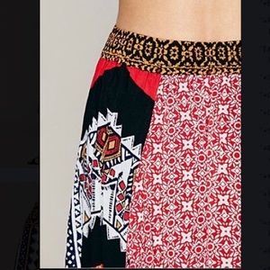 Free People Skirts - Free People Bedouin Traveler Maxi Skirt